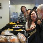 Residents help deliver bumper 'harvest'