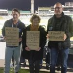 Foundation Housing staff sleep rough for CEO sleepout