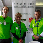 Street to Home team at Homeless Connect 2016