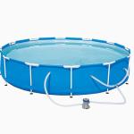 Warning on pools