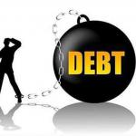 Overwhelmed by debt?