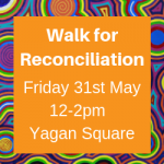 We're launching our Reconciliation Action Plan