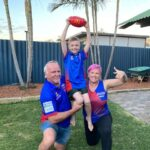 Community spirit on and off the footy field